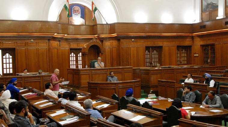 Budget session of Delhi Assembly begins today