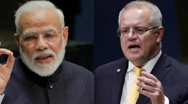 PM Modi to hold Virtual Summit with his Australian counterpart Scott Morrison today
