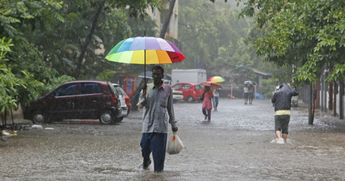 Heavy rains lash Uttar Pradesh