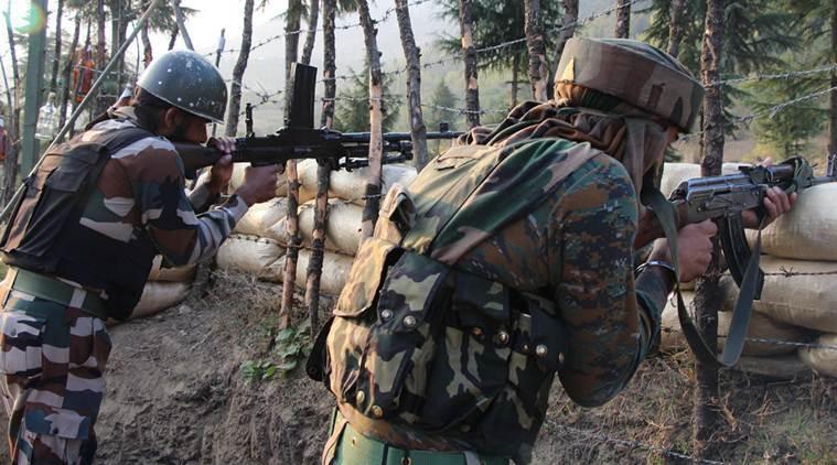 Pak troops resort to unprovoked firing in Rajouri, J&K