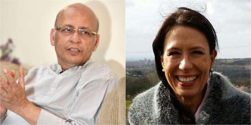 Congress leader Abhishek Singhvi backs govt on British MP deportation, says she is