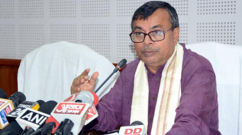 Free ration for ten tribal blocks in Tripura: Ratan Lal Nath