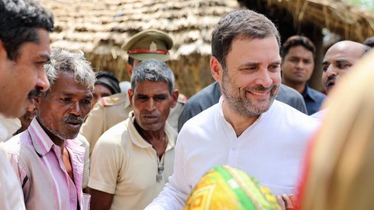 Rahul Gandhi to visit Amethi tomorrow