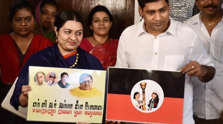 Deepa Jayakumar launches new party 'MGR Amma Deepa Forum'