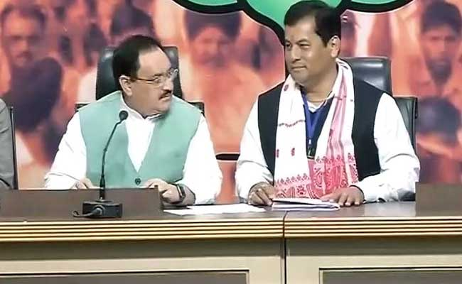Assam BJP announces the names of 88 candidates for Assembly polls