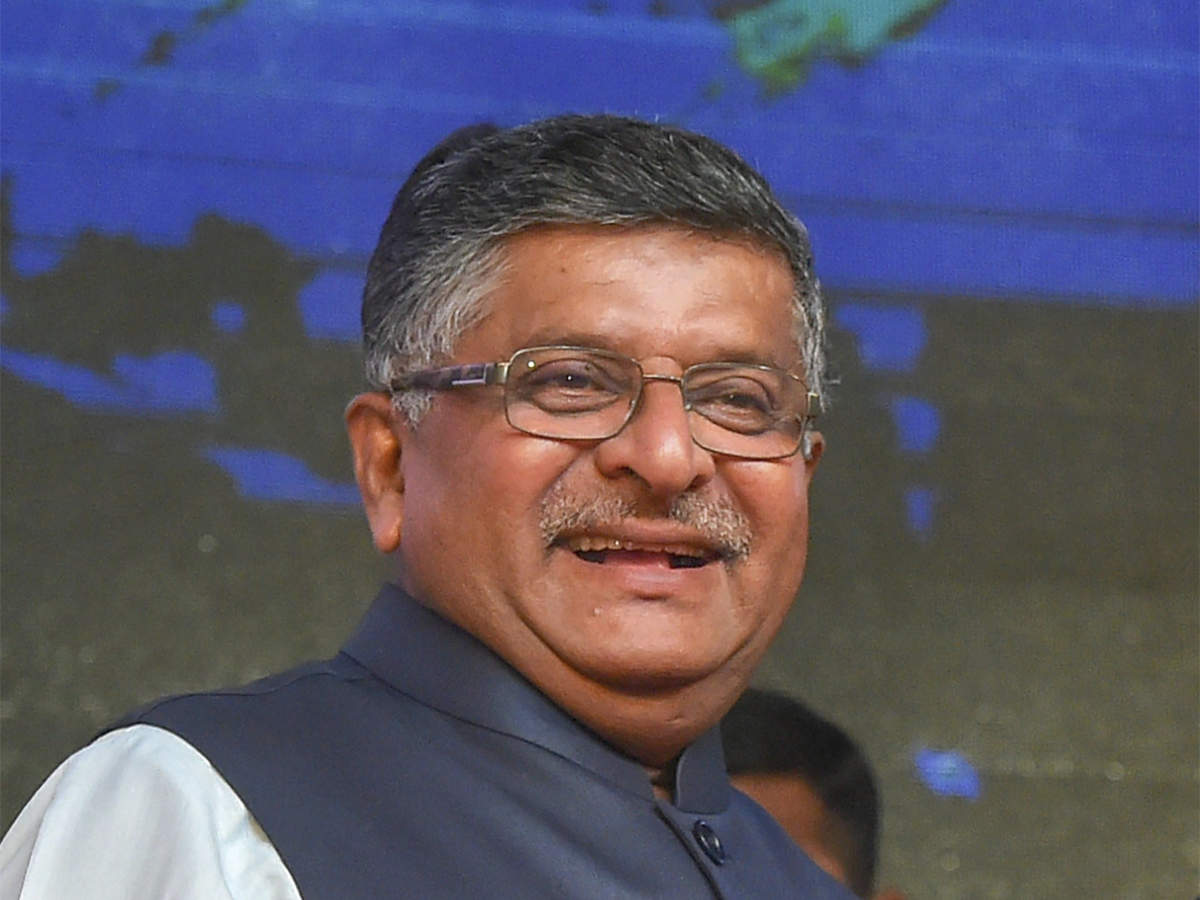 Ravi Shankar Prasad stresses on need for low-cost and indigenous technology
