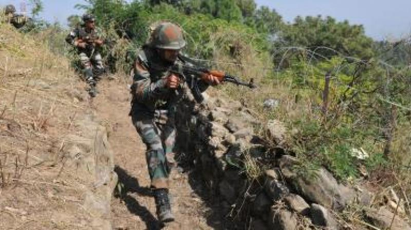 Heavy Pakistan shelling in Poonch, two civilians injured