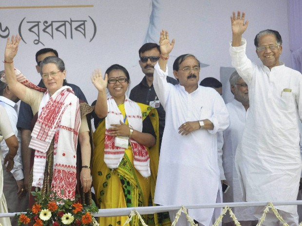 Campaigning intensified in poll bound Assam
