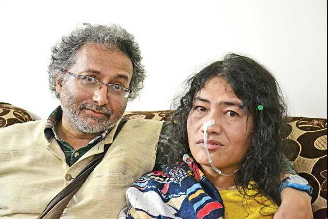Irom Sharmila to marry Desmond Coutinho in Kodaikanal