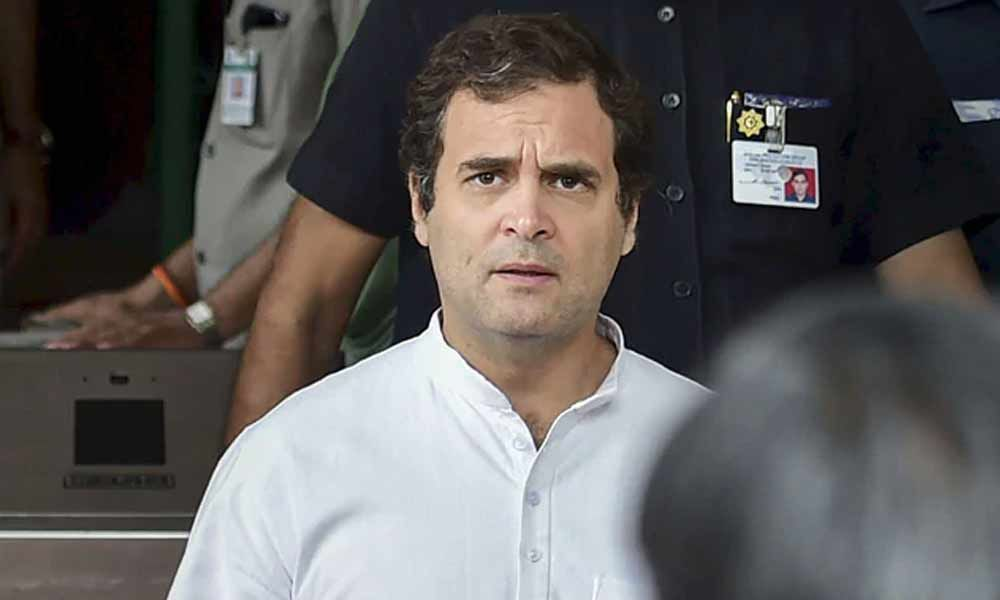 Rahul Gandhi to pay three-day visit to Wayanad on August 26