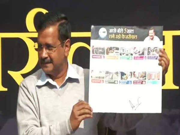 Delhi CM launches