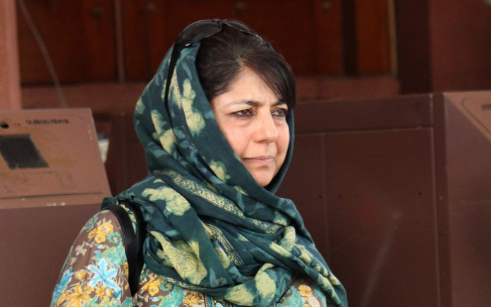 PDP hints at forming new govt with BJP under Mehbooba Mufti