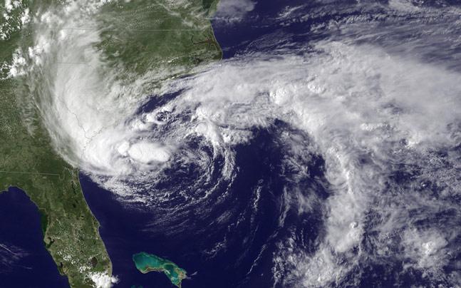 Major depression in Arabian sea further intensifies