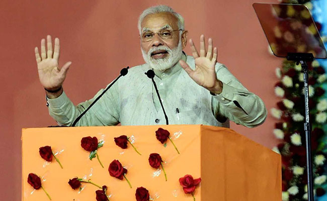 Being among people gives me lot of strength, I am not a Shahenshah said PM modi