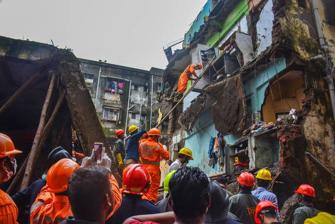 Death toll in Bhiwandi building collapse rises to 33