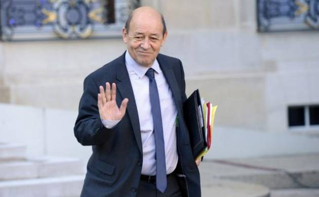 Rafale deal: French Defence Minister Jean Yves Le Drian to ariive on Sep 22