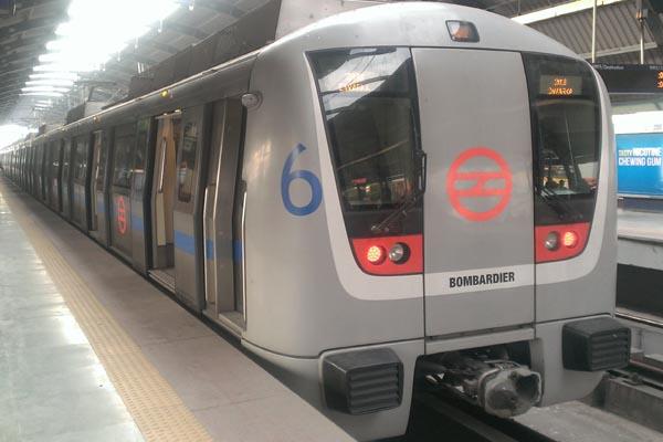 Delhi Metro impossible Every 90 Seconds Trains