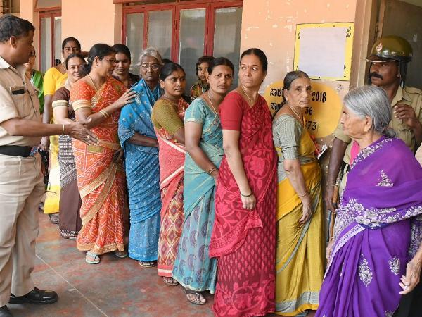 Polling underway in Chhattisgarh amid tight security