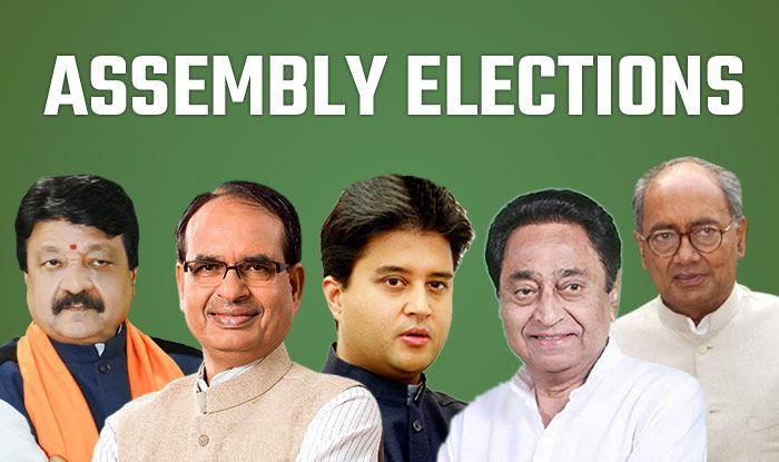 Congress wins 114 seats in Madhya Pradesh
