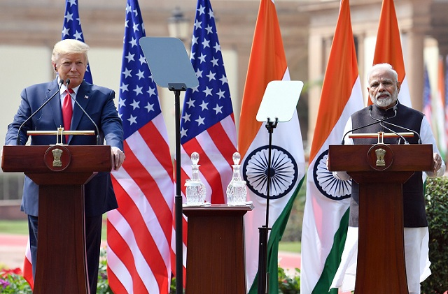 PM Modi, President Trump pledge to strengthen India-US comprehensive Global Strategic Partnership