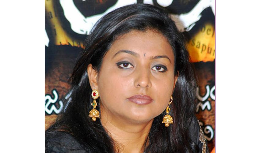 Did not abuse Telugu Desam MLA Anita: R.K.Roja