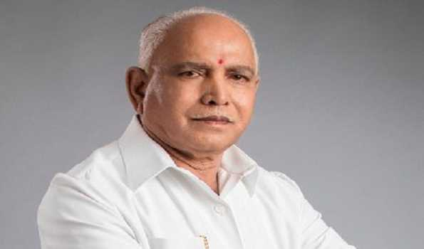 Yeddyurappa confident Monday will be last day of Kumaraswamy-led govt