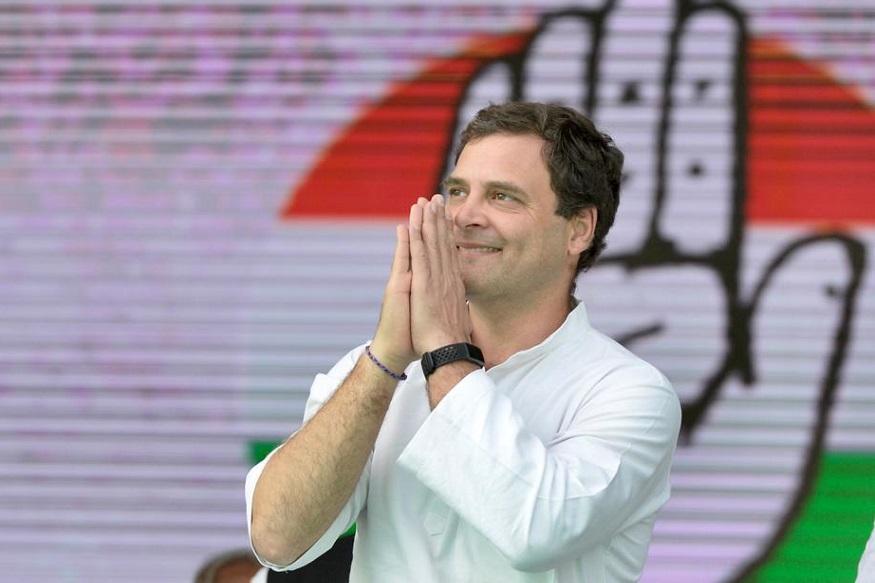 Rahul Gandhi takes oath as Lok Sabha member
