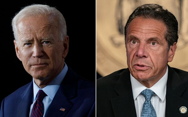 US President Joe Biden Says He Should Resign, After Probe Finds New York Governor Andrew Cuomo Harassed 11 Women