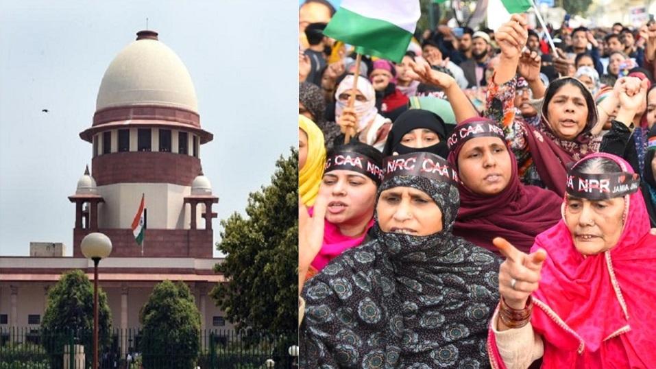 shaheenbagh:protestingisafundamentalrightbutcantblockapublicroadindefinitelysayssc