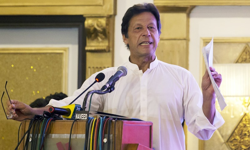 Will reach out to India again after 2019 elections, says Imran Khan