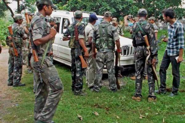 Naxal killed in Chhattisgarh encounter