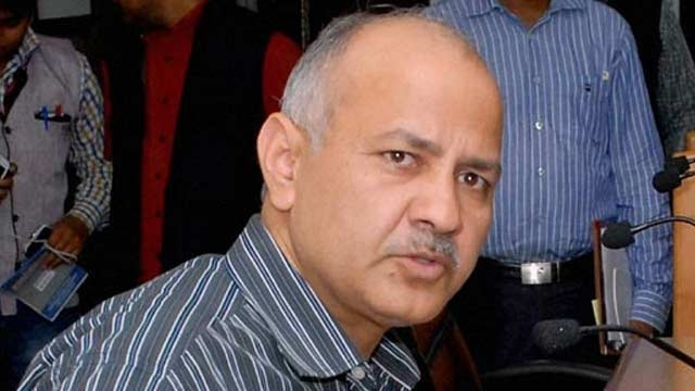 LG asks Sisodia to immediately return to Delhi