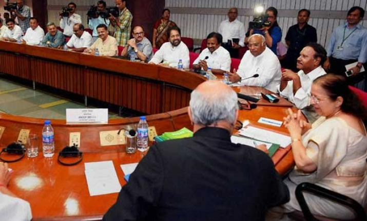 Government convenes an All Party Meeting today