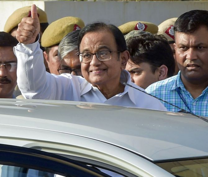 Birthday greetings make me feel 74 years young, says Chidambaram