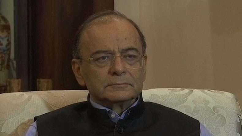 Delighted to be back home: Arun Jaitley returns to India after treatment