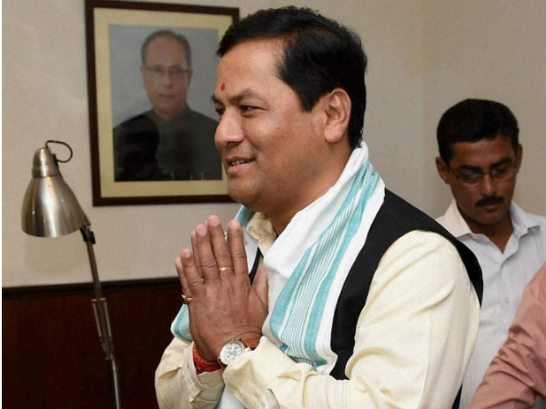 BJP projects Sarbananda Sonowal as its CM candidate for Assam polls