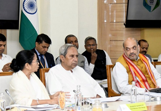 Mamata raises Delhi violence issue at EZC meeting; no discussion on NRC, CAA