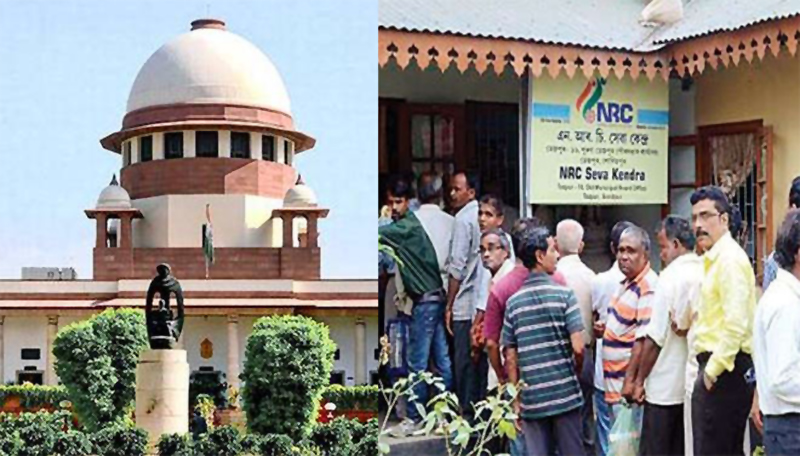 Supreme Court fixes December 15 as deadline for filing claims and objections for inclusion of names in NRC