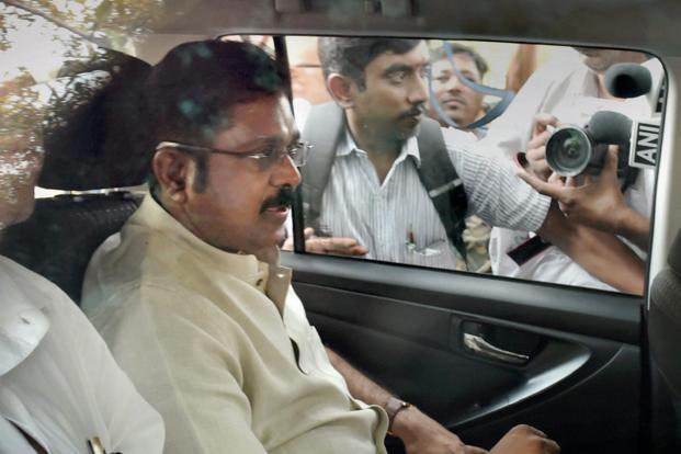 Delhi Police arrests AIADMK (Amma) party leader TTV Dinakaran
