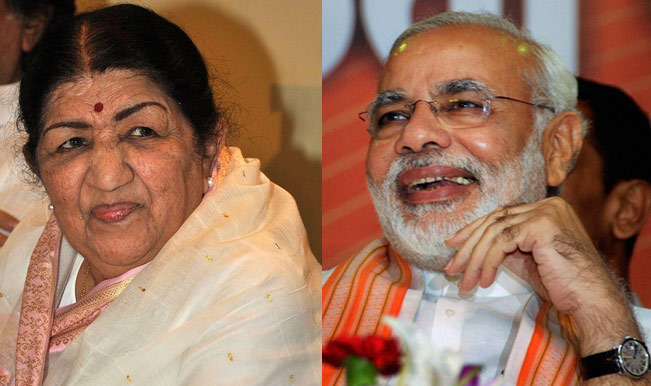 PM Modi greets Lata Mangeshkar on birthday