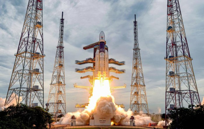 ISRO to inject Chandrayaan 2 into lunar orbit Tuesday
