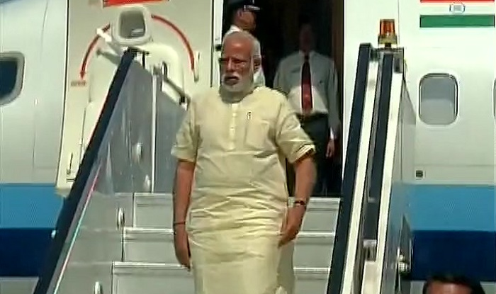 PM Modi embarks on a 2-day visit to Gujarat today