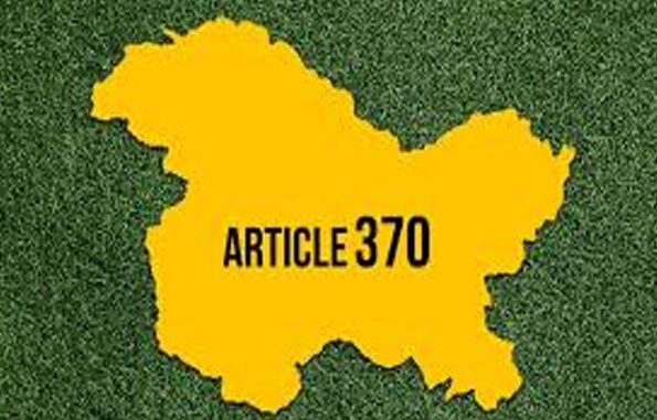 SC Constitution bench considering the legality of the Article 370 and J&K Reorganization Act has assembled
