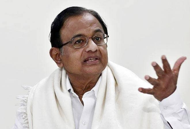 ED summons Chidambaram in aviation scam PMLA case
