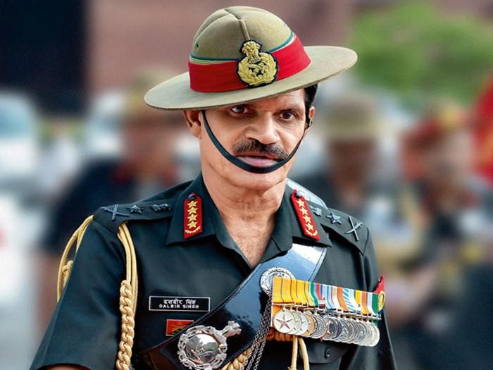 Army Chief General Dalbir Singh to visit J&K today