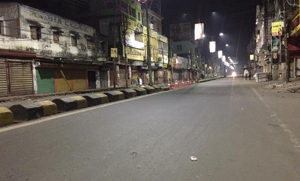 Arunachal Pradesh Govt Imposes Night Curfew in State from 8th May to 31st May