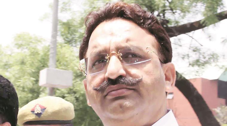 Gangster-Turned-Politician Mukhtar Ansari Joins BSP Ahead Of Uttar Pradesh Elections