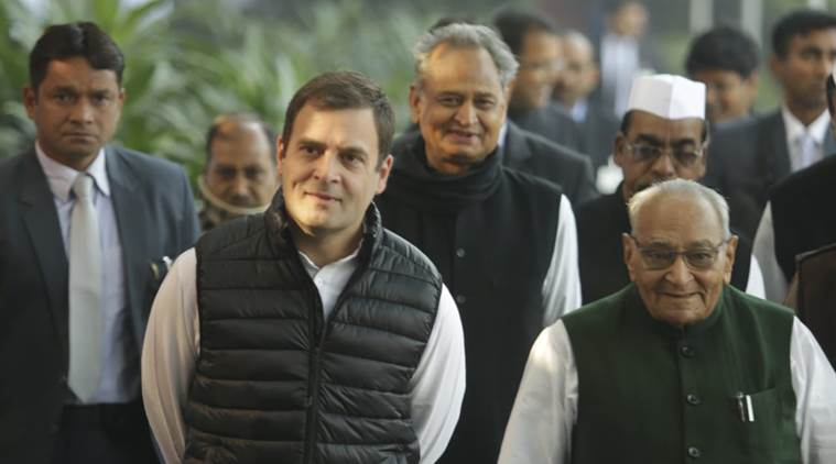 Congress Foundation Day observed at party headquarters in Delhi