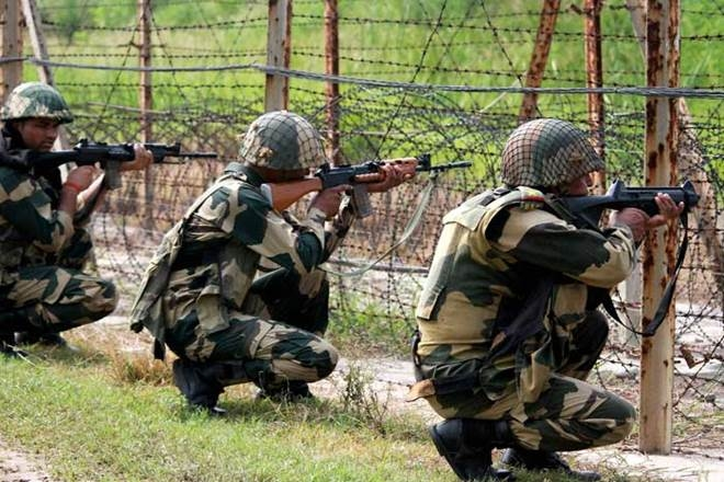 Soldier killed as Pakistan violates ceasefire along LoC in J&K