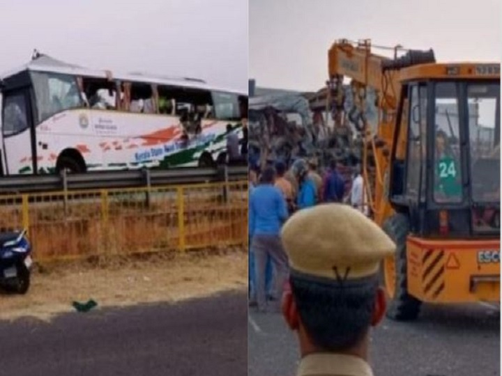 19 people die in road accident near Tiruppur, Tamil Nadu